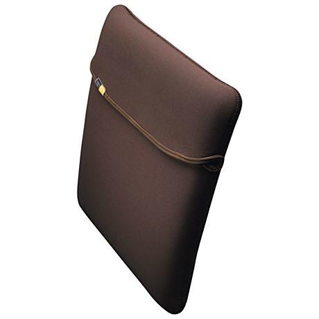 "Case Logic 15"" Reversible MacBook Pro Sleeve 15"" Custodia a tasca Marrone"