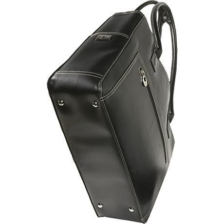 "Case Logic Fulchi Laptop Tote 14"" Ventriquattore da donna Nero"