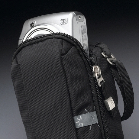 Case Logic Compact Camera Case Nero