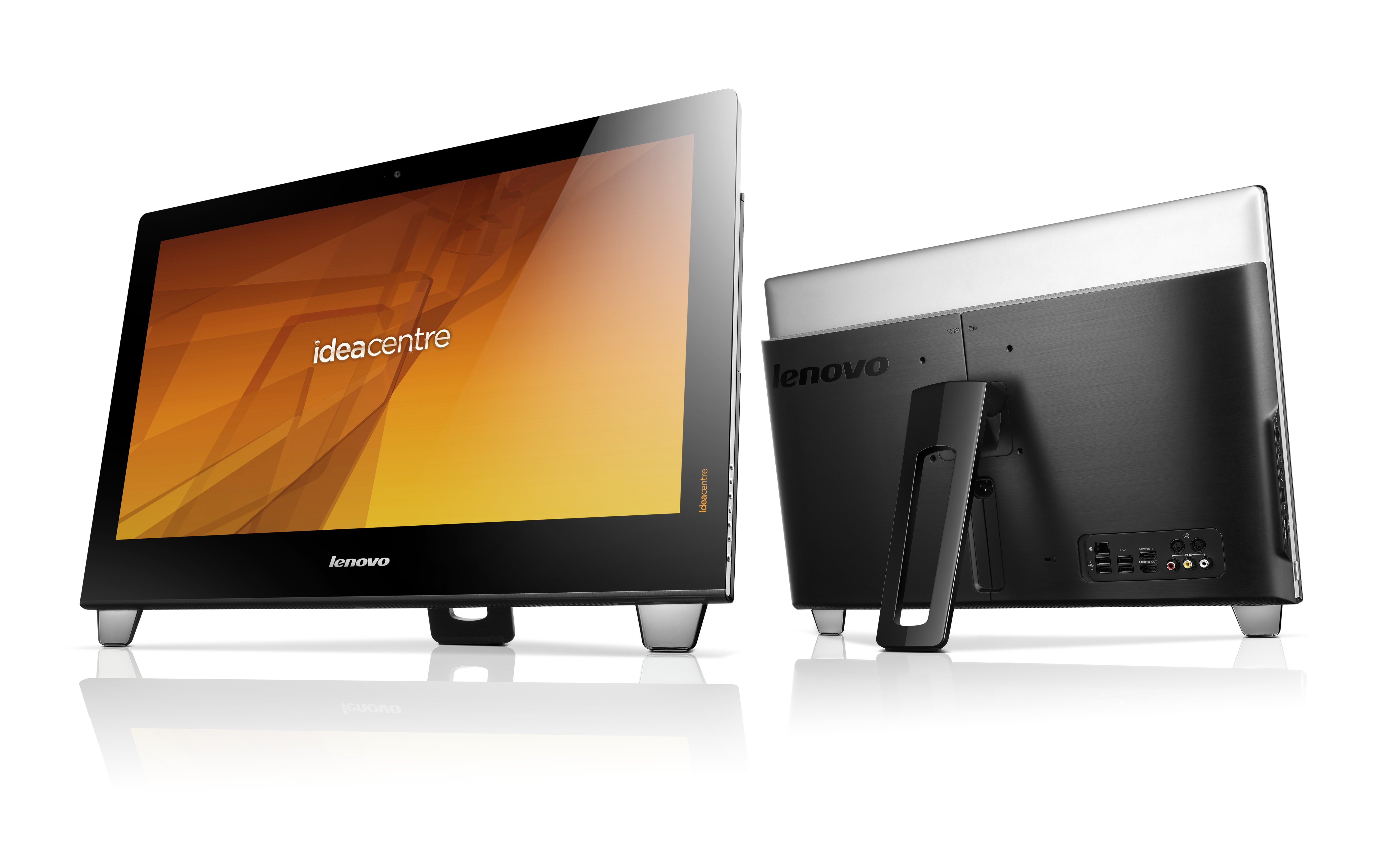 "Lenovo IdeaCentre B540 3.3GHz i3-3220 23"" 1920 x 1080Pixel Touch screen Nero, Argento PC All-in-one"
