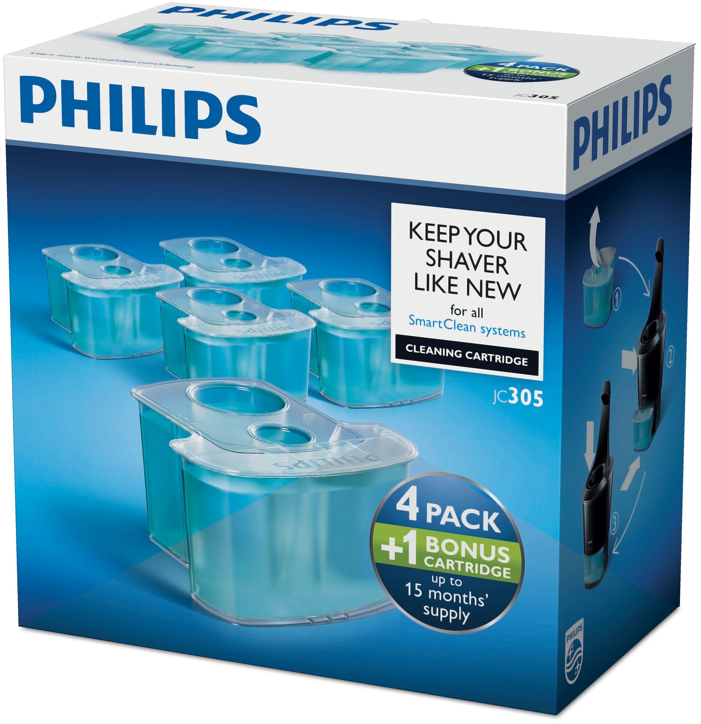 Philips Cartuccia di pulizia per sistemi SmartClean JC305/50