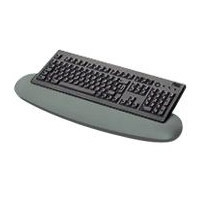 "Fujitsu KEYBOARD KBPC USB """"F"""" BLACK USB Nero tastiera"