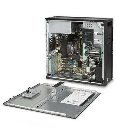 HP 440 MT + Z23i 3.5GHz E5-1620V3 Mini Tower Nero Stazione di lavoro
