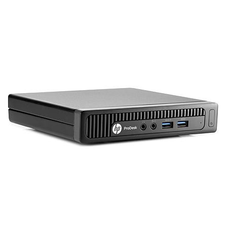 HP ProDesk 600 G1 Mini + EliteDisplay E241i 2.9GHz i3-4130T Nero Mini PC