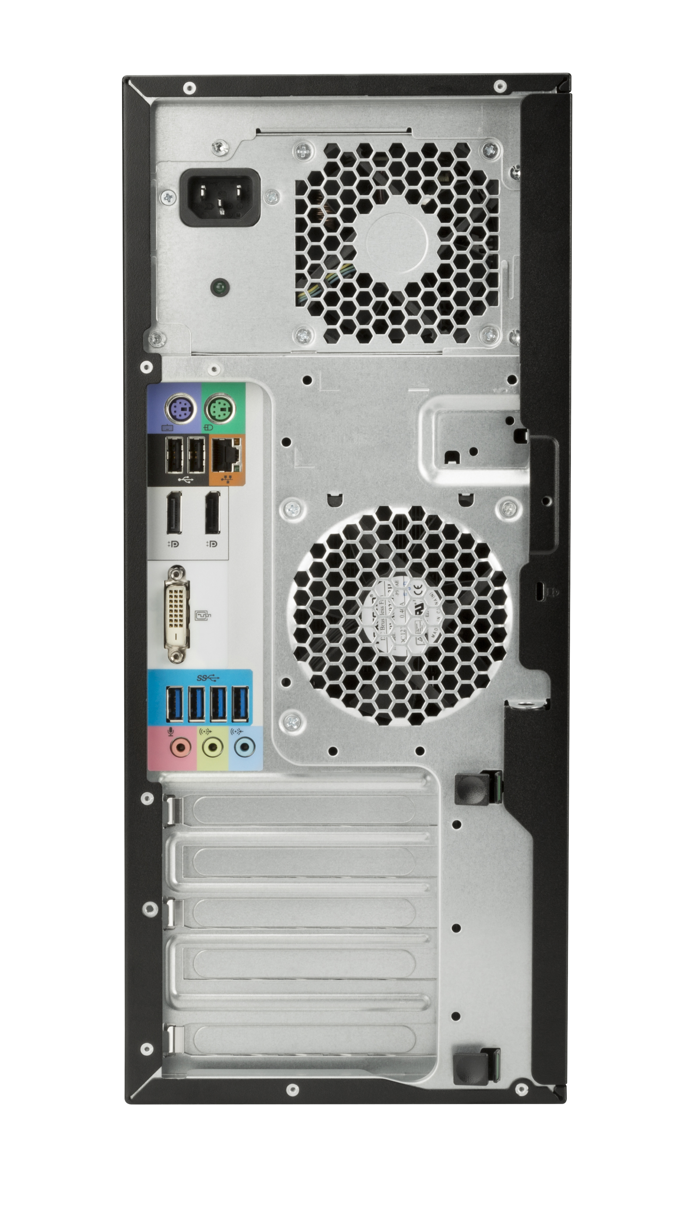 HP Z240 3.3GHz i5-6600 Torre Nero Stazione di lavoro