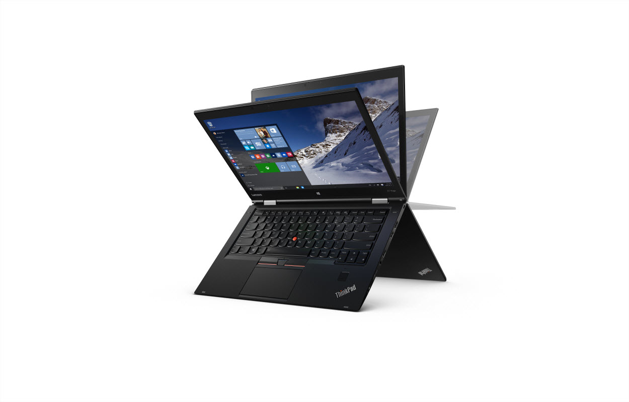 Lenovo ThinkPad X1 Yoga 2.3GHz i5-6200U 14