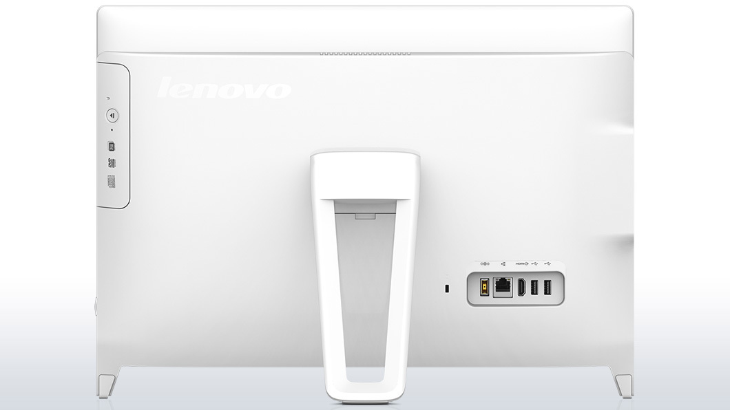 """Lenovo IdeaCentre C20-00 1.6GHz J3710 19.5"""" 1920 x 1080Pixel Bianco PC All-in-one"""