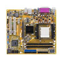 ASUS MB AMD A8V-MX VIA K8M800 Presa elettrica 939 Micro ATX scheda madre