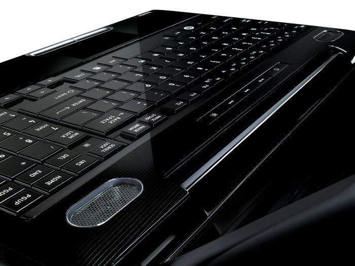 "Toshiba Satellite L505-124 2.2GHz T4400 15.6"" 1366 x 768Pixel"