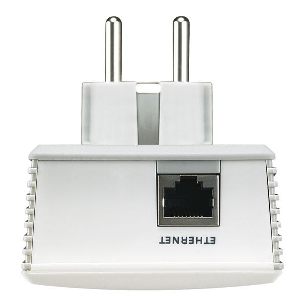 ZyXEL PLA-407 Starterkit 200Mbit/s scheda di rete e adattatore