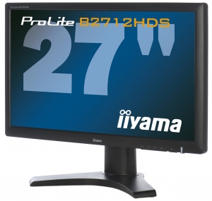 "iiyama ProLite B2712HDS-B1 27"" Full HD Nero monitor piatto per PC"