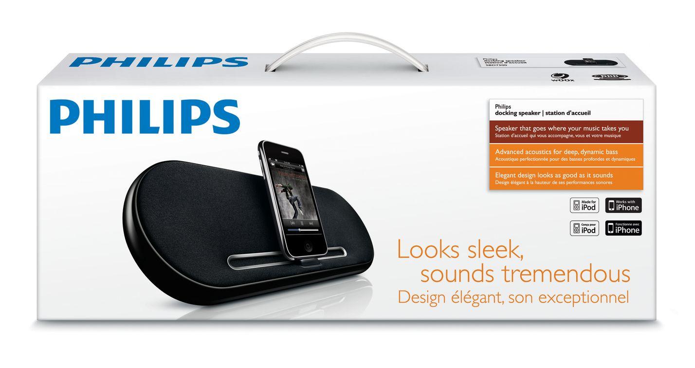 Philips Fidelio Sistema docking con altoparlanti SBD7500/10