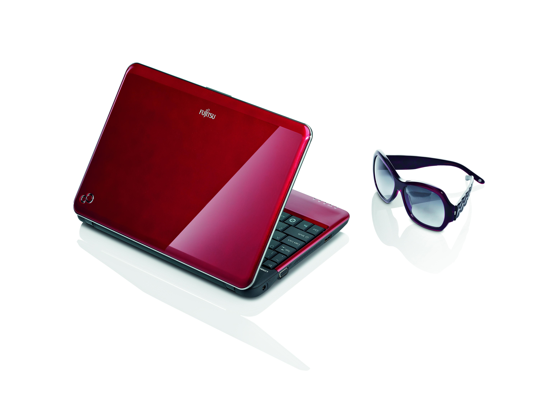 "Fujitsu LIFEBOOK P3110 1.3GHz SU4100 11.6"" 1366 x 768Pixel 3G Nero, Rosso"