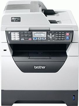 Brother MFC-8380DN 1200 x 1200DPI Laser A4 30ppm Grigio multifunzione