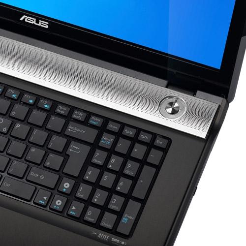 "ASUS N71VN-TY051X 2.53GHz P8700 17.3"" 1600 x 900Pixel Marrone Computer portatile notebook/portatile"