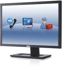 "DELL G2210 22"" TN Nero monitor piatto per PC"