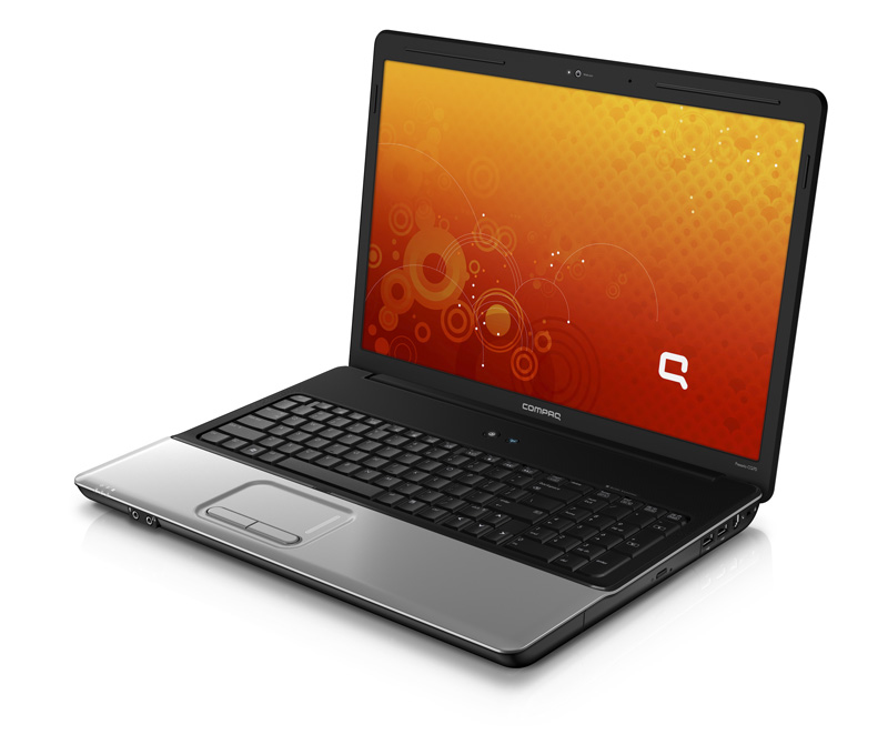 "HP Compaq Presario CQ71-410ED Notebook PC 1.9GHz T3100 17.3"" 1600 x 900Pixel"