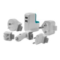 Eminent EM1202 Bianco adattatore e invertitore