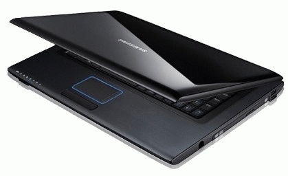 "Samsung R R522-Aura T6500 Aikio 2.1GHz T6500 15.6"" 1366 x 768Pixel Nero Computer portatile"