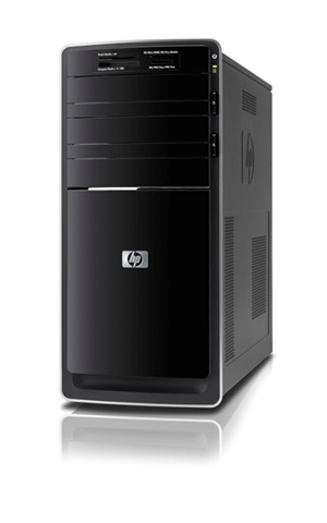 HP Pavilion p6320be 2.93GHz i3-530 Microtorre PC