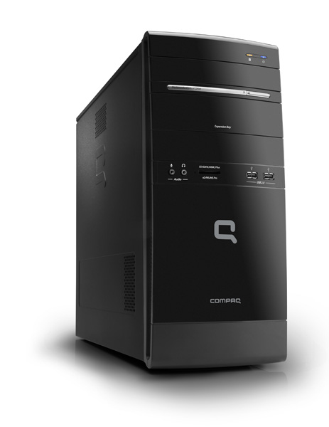 HP Presario CQ5310BE-m 2.6GHz E5300 Microtorre PC