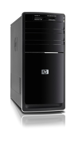 HP Pavilion Media Center p6310be-m 2.6GHz E5300 Microtorre PC