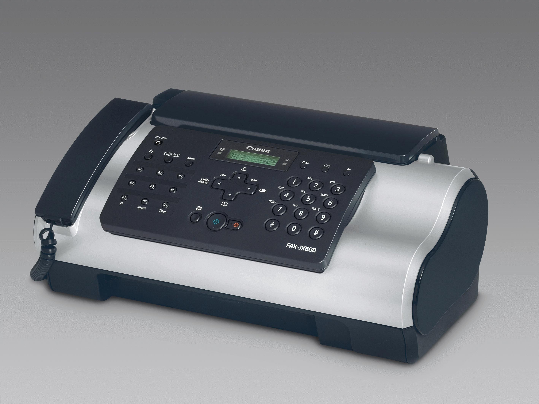 Canon FAX-JX500 Ad inchiostro 33.6Kbit/s macchina per fax