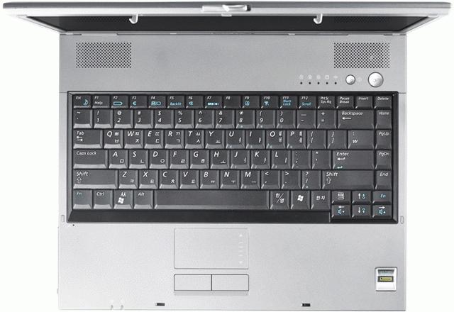 "Samsung P50-Pro T5500 Tahlia 1.663GHz T5500 15"" 1024 x 768Pixel"