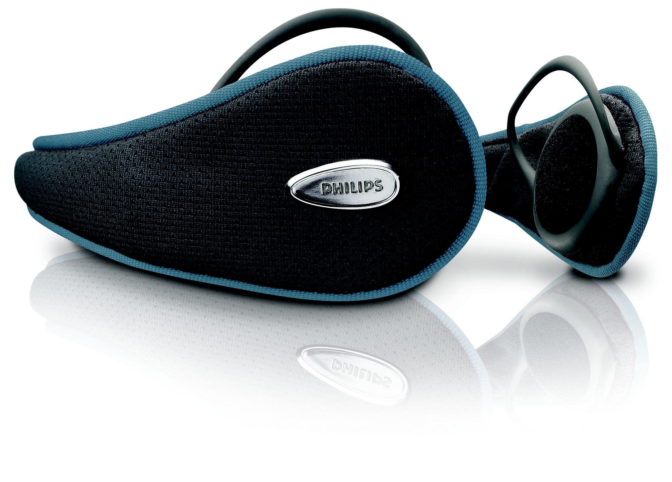 Philips SHS850/00 Circumaurale cuffia