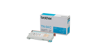 Brother TN04C Laser cartridge 6600pagine Ciano cartuccia toner e laser