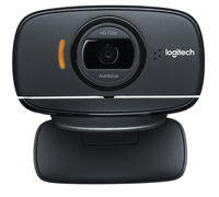 Logitech B525 HD 2MP 1280 x 720Pixel USB 2.0 Nero webcam