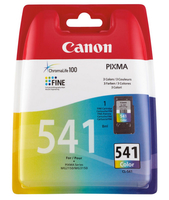Canon CL-541 Colour Ciano, Giallo cartuccia d