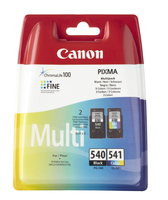 CARTUCCIA CANON PG-540/CL-541 MULTIPACK ORIGINALE