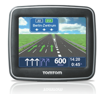 "TomTom Start Classic Fisso 3.5"" Touch screen 125g Nero navigatore"