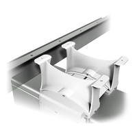 Dataflex Katame Montage Beugels Hoog 010 Desk-mounted CPU holder Bianco