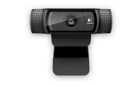 Logitech HD Pro Webcam C920 1920 x 1080Pixel USB 2.0 Nero webcam