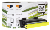 MM Black Laser Toner - Brother TN6600 - For Brother DCP / FAX / INTELLIFAX / HL / MFC Toner laser 6000pagine Nero