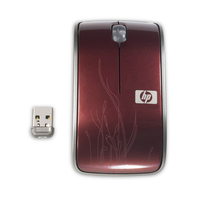 HP Sprout Wireless Mouse RF Wireless Ottico Ambidestro Rame, Argento mouse