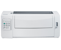 Lexmark 2590+ 556cps 360 x 360DPI dot matrix printer