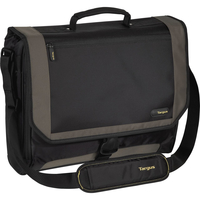 Targus 16 - 17.3 inch / 40.6 - 43.9cm City.Gear Messenger Laptop Case