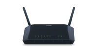 D-Link DSL-2740B Nero router wireless