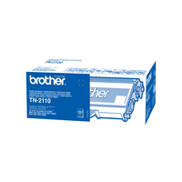 Brother TN-2110 Toner laser 1500pagine Nero cartuccia toner e laser