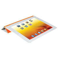 V7 Custodia-supporto folio ultrasottile per iPad, arancia
