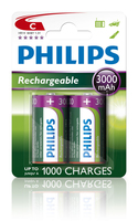 Philips Rechargeables Batteria R14B2A300/10