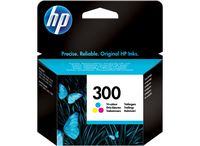 HP 300 Tri-color Original Ink Cartridge Medion Deal Ciano, Giallo cartuccia d