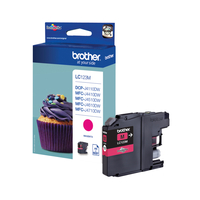 COMPATIBILE BROTHER LC-123 MAGENTA