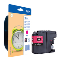 Brother LC-125XLM Magenta cartuccia d