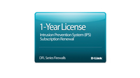 D-Link NetDefend DFL-260 Intrusion Prevention System License 12-months