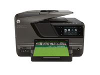 HP OfficeJet Pro 8600 Plus 4800 x 1200DPI Ad inchiostro A4 20ppm Wi-Fi Nero, Marrone multifunzione