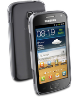 Cellularline Invisible - Galaxy Ace 2 Cover rigida trasparente, mantiene il design inalterato Trasparente